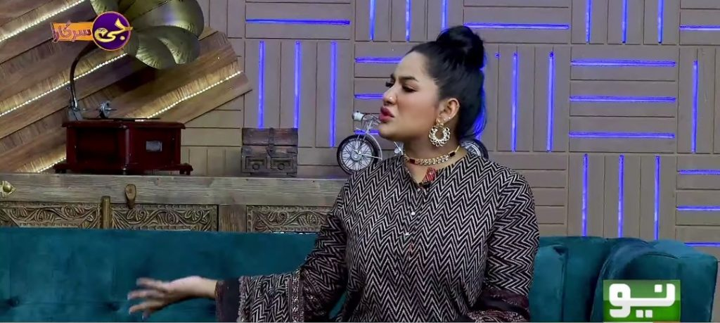 Mathira Lashes Out At Awards Functions