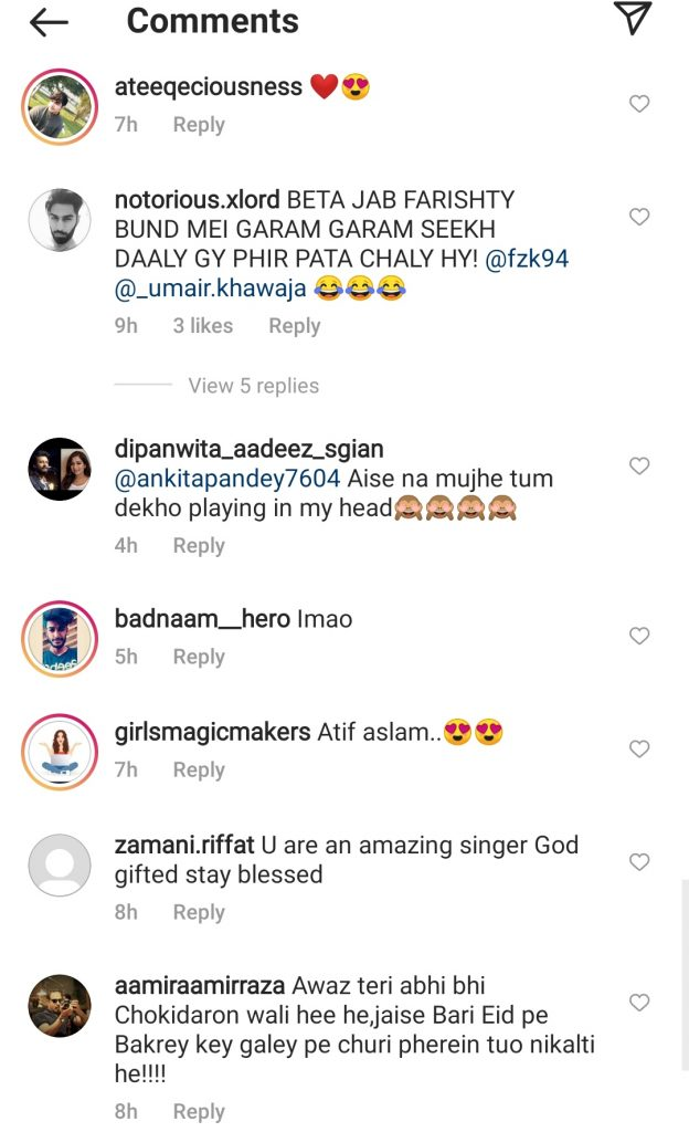 Netizens Do Not Agree With Atif Aslam On His Recent Statement - Criticism