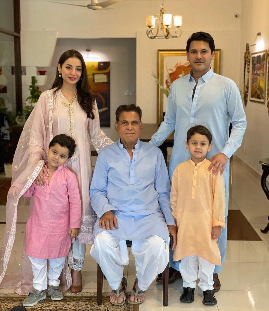 Celebrities Eid-Ul-Azha Pictures 2021