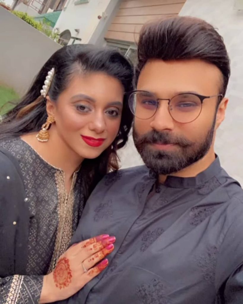 Celebrities Couple Pictures From Eid Third Day