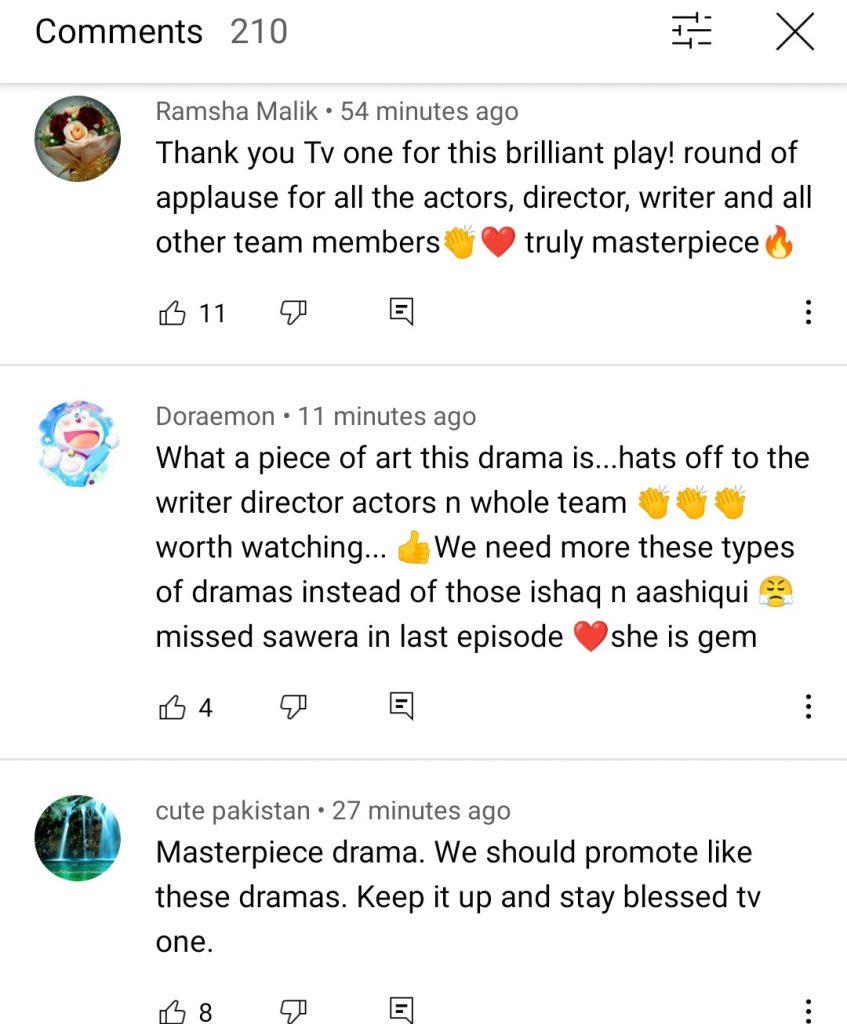 Dil Na Umeed Tou Nahi Last Episode Public Reaction