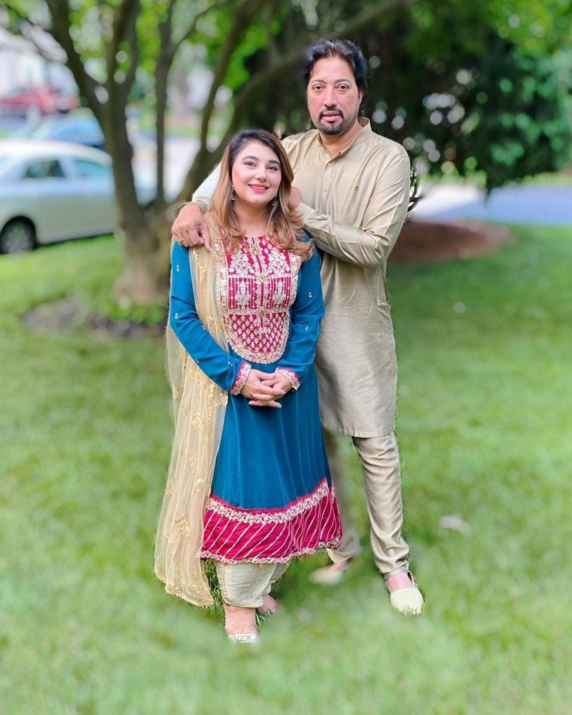Beautiful Eid Portraits Of Javeria Saud And Family