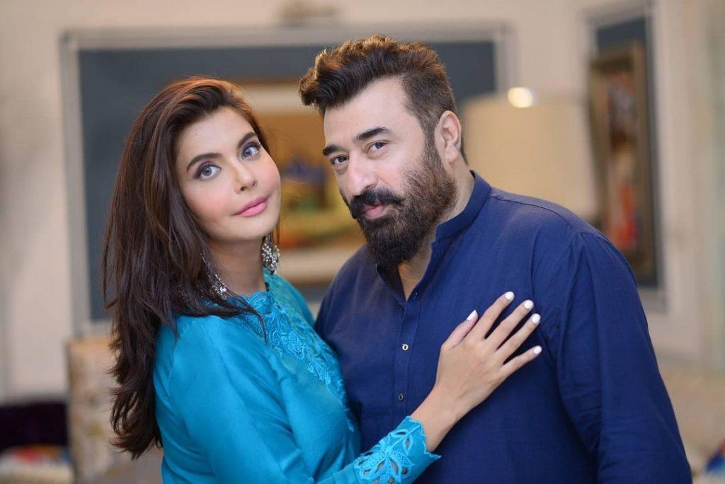 Alluring Eid Portraits Of Nida Yasir - Day 2