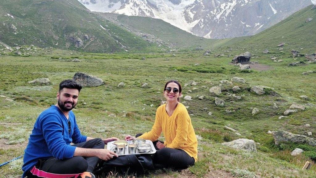 Rabab Hashim Serving Major Vacation Goals