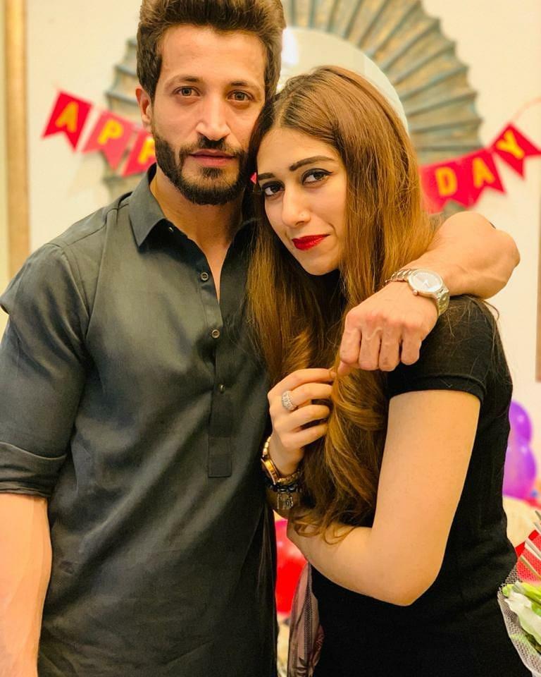 Salman Faisal Opens Up About His Divorce Rumors