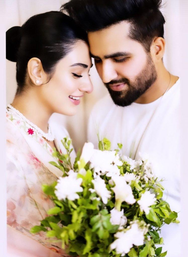 Sarah Khan And Falak Shabir Serving Some Major Couple Goals This Eid
