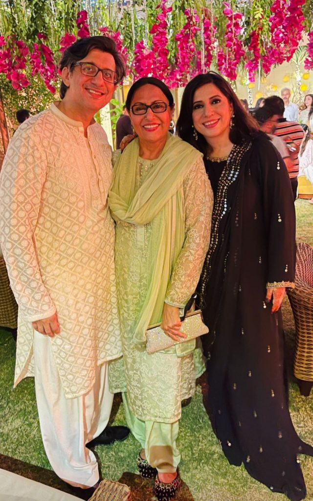 Shahmir Shunaid Wedding Pictures