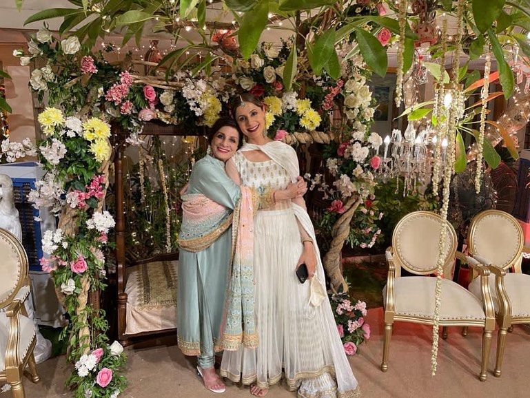 Pictures From Sultana Siddiqui's Grandson Shendi