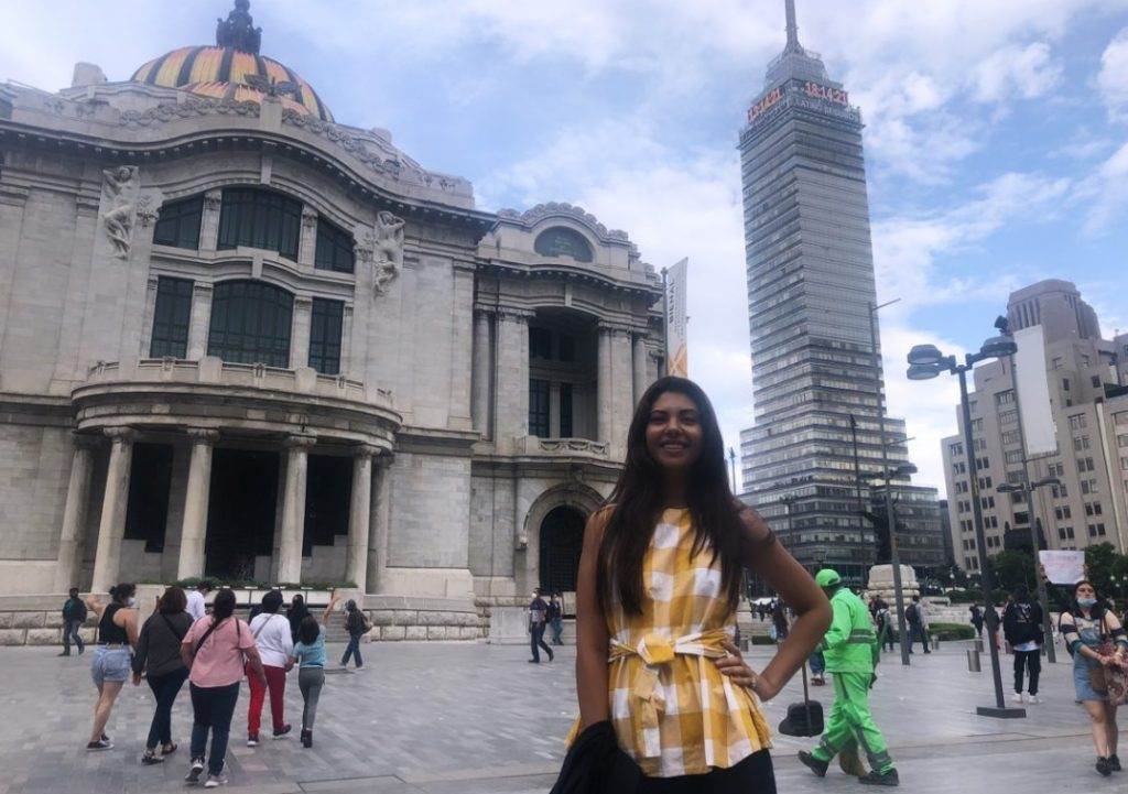Sunita Marshall Sharing Her Fun-filled Vacation Pictures