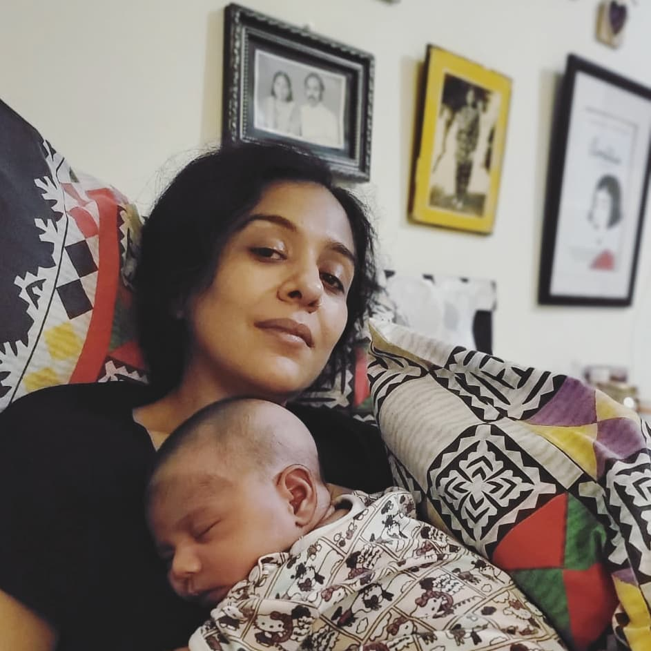 Yasra Rizvi Shared Her Son's Picture With A Heart-Touching Note