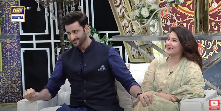 Aagha Ali Shared A Fun Fact About Fawad Khan
