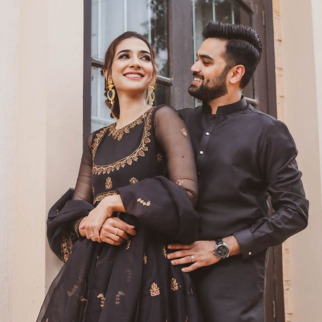 Celebrity Couples Posing On Eid-Ul-Azha 2021- All Pictures