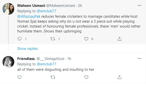 Abdul Razzaq Lands In Hot Waters Because Of His Chauvinistic Remarks
