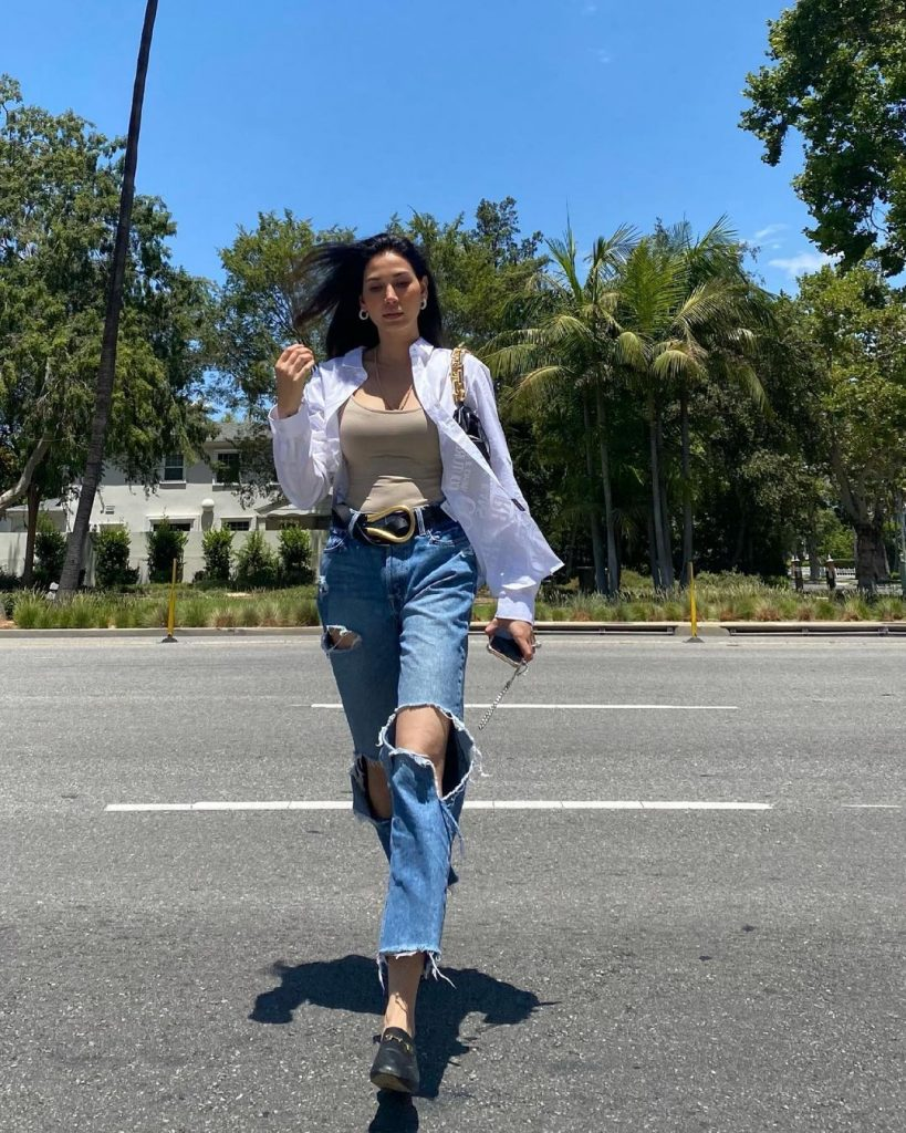 Abeer Rizvi Beautiful Pictures From Her Vacations
