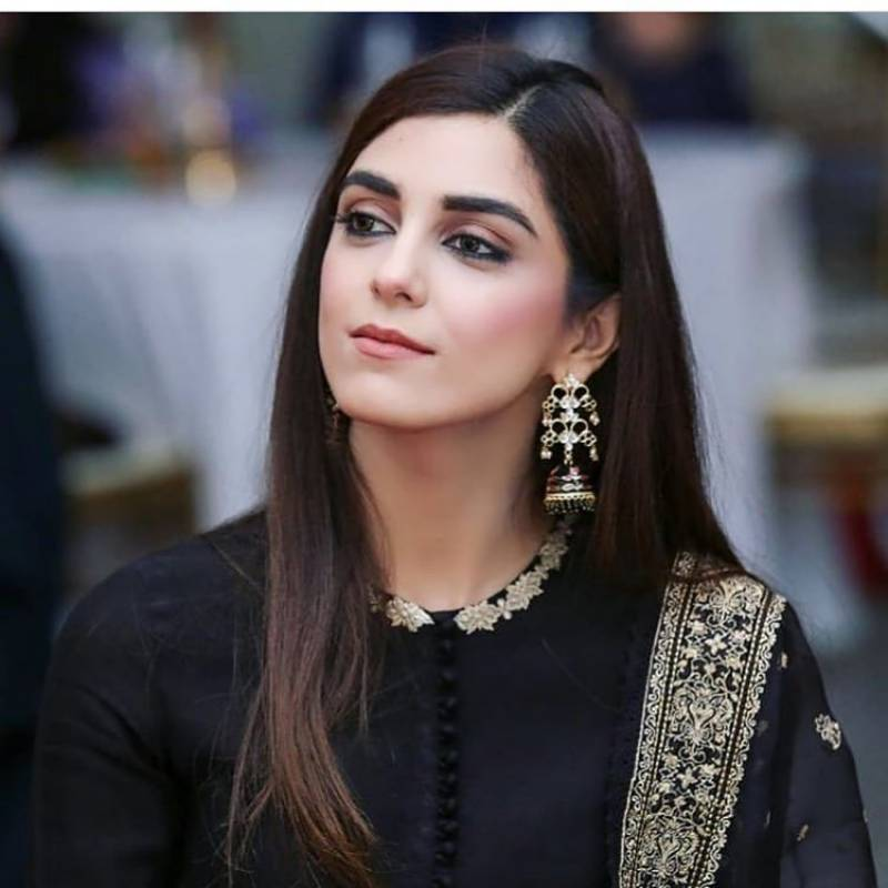Maya Ali Fulfills Request Of An Ailing Girl