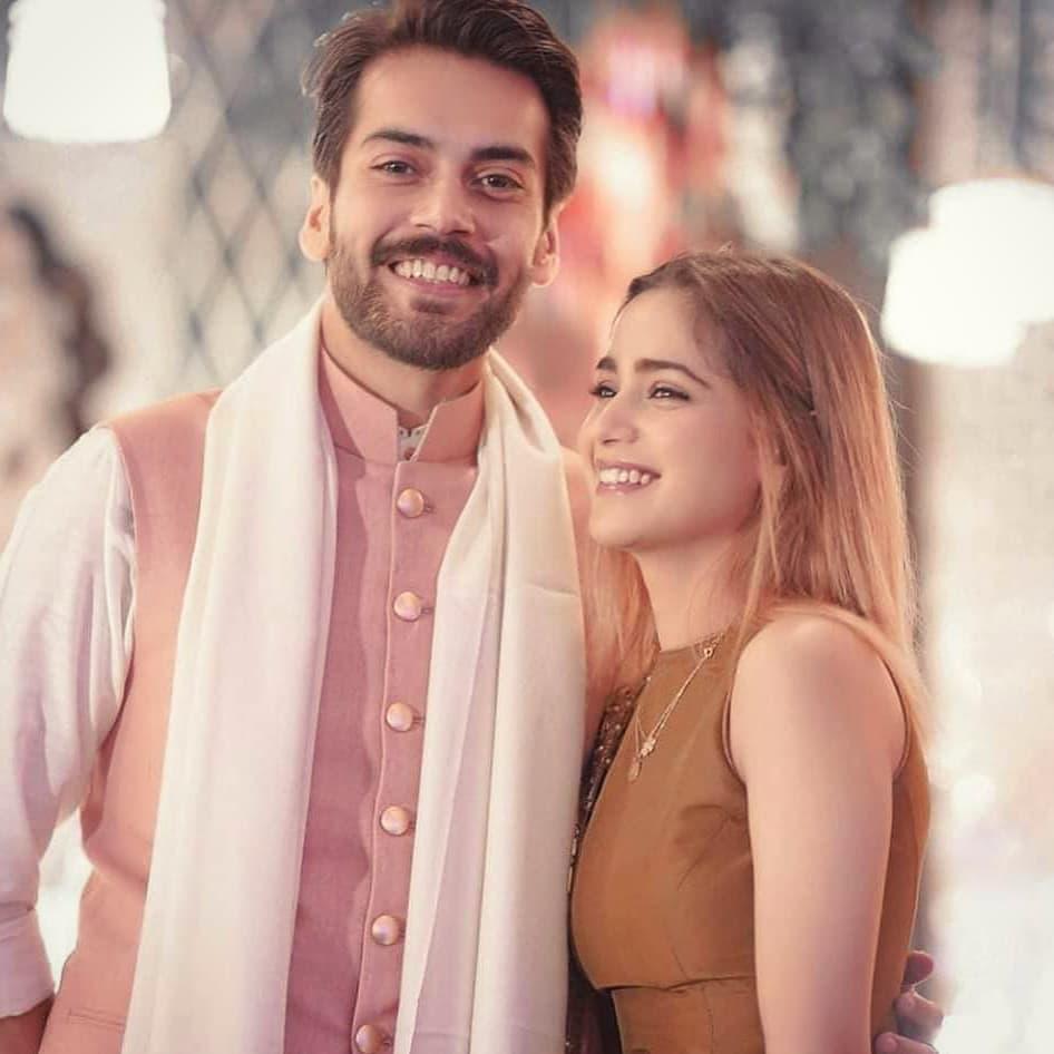 Aima Baig And Shahbaz Shigri Announced Their Wedding Date