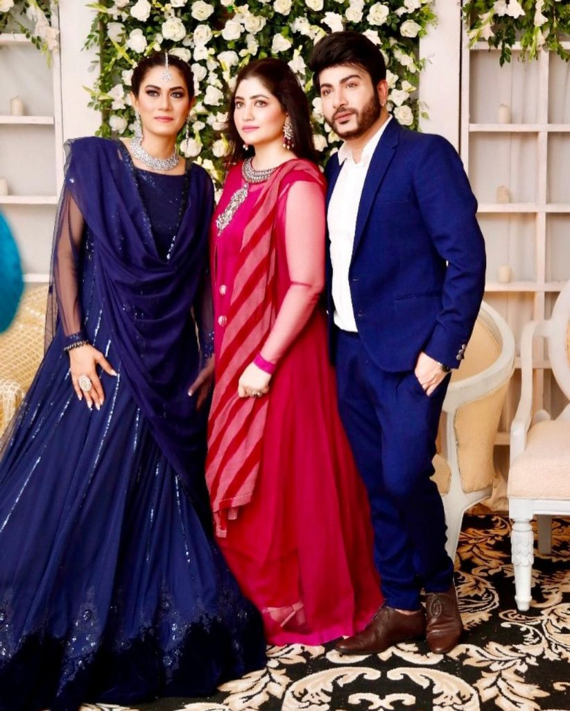 Star Studded Pictures From Akif Ilyas's Walima