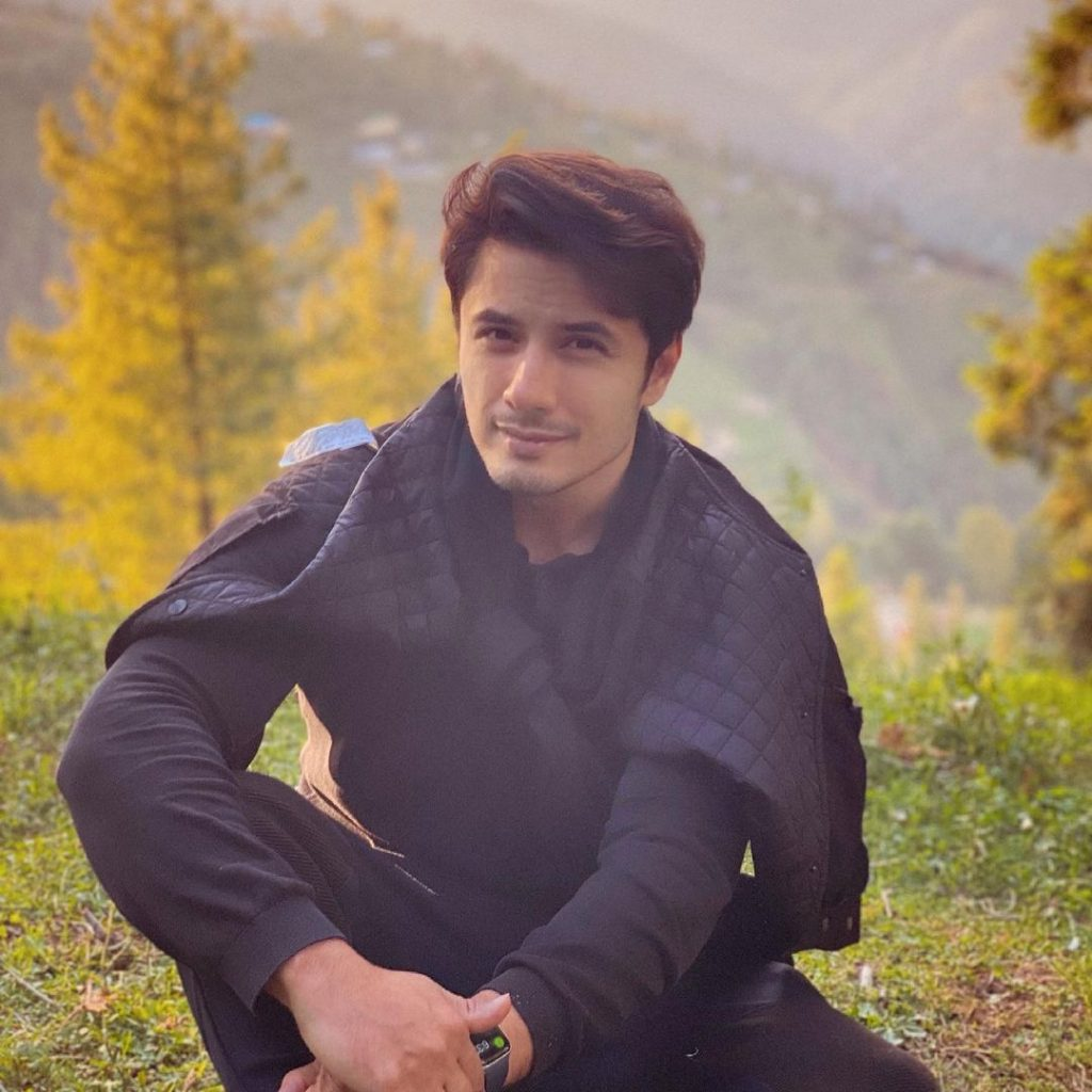 Here Is What Public Thinks About Ali Zafar Relating Himself With Usman Mukhtar
