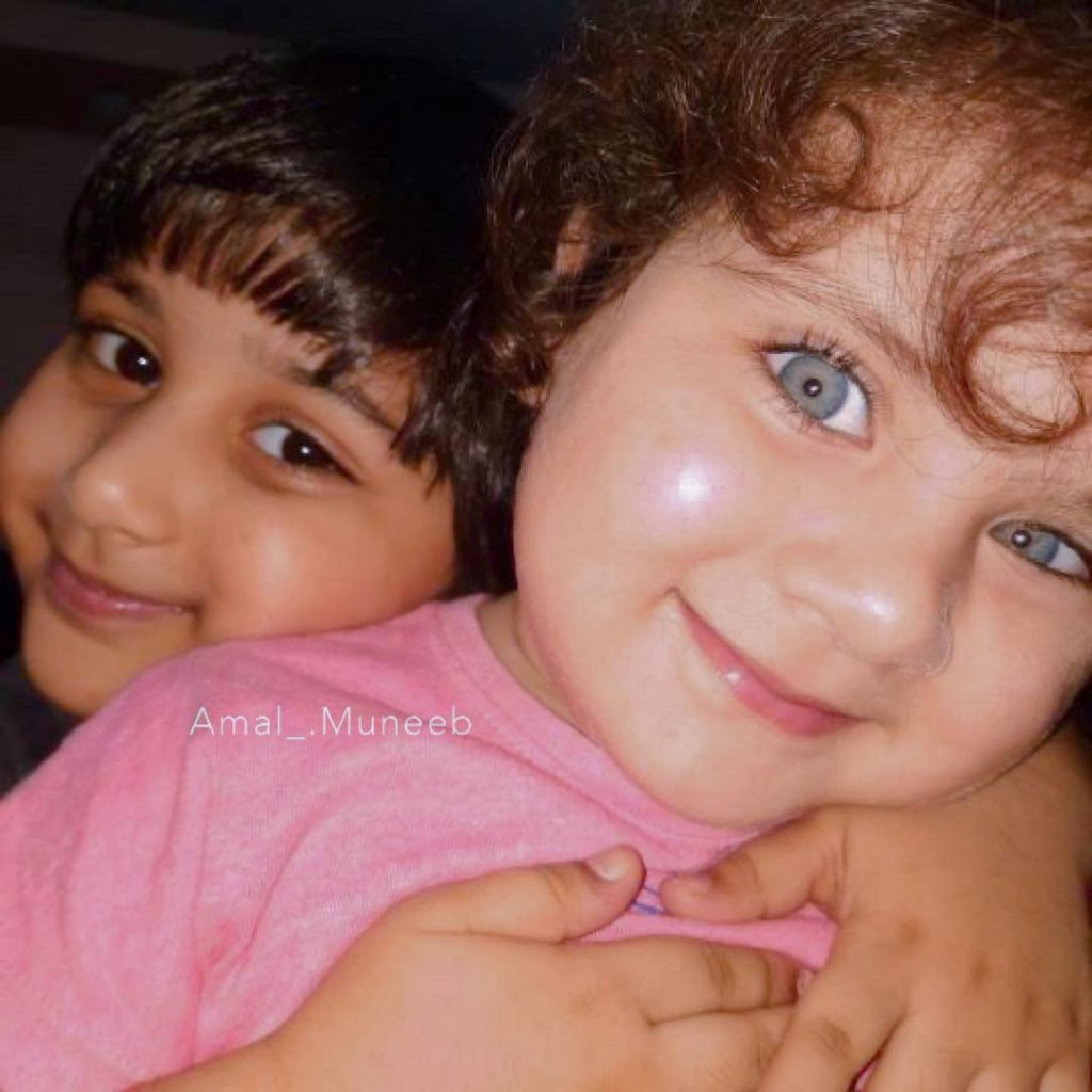 Amal Muneeb's Latest Pictures Will Melt Your Heart