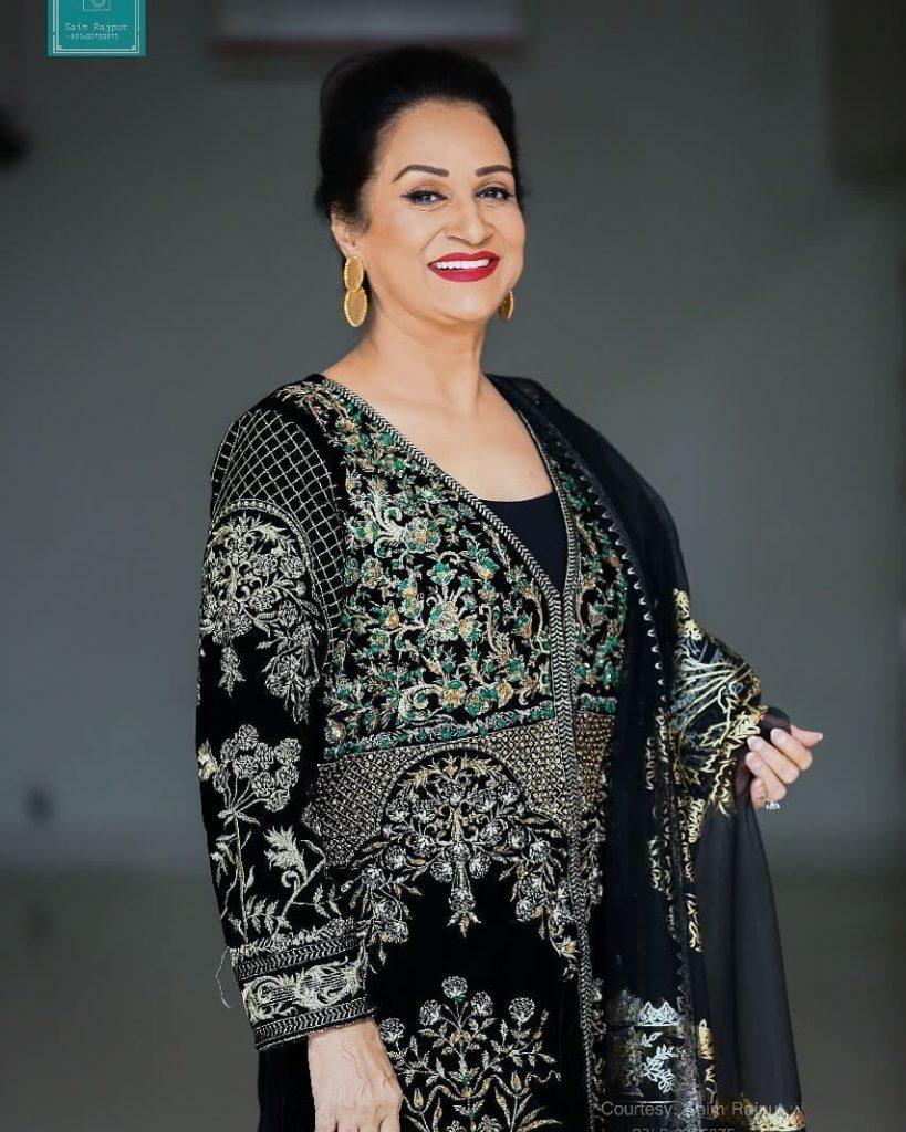 Bushra Ansari Responds To Criticism She Faced After Her Viral Dance Video