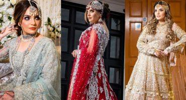 La Rosa Signature Latest Bridal Collection Featuring Armeena Rana Khan
