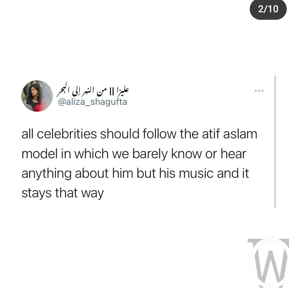 Fans Shared Interesting Stories About Atif Aslam