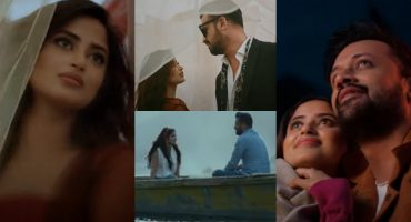 Atif Aslam's New Song Rafta Rafta Featuring Sajal Aly is Out Now