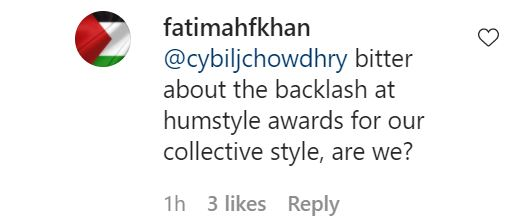 Cybil Chowdhry Criticized For Her Comments About Bella Hadid's Dressing