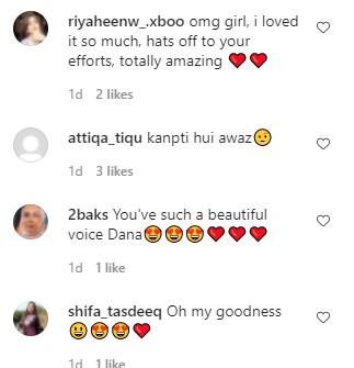 "Public Loved Dananeer's Version Of ""Talking To Moon"""
