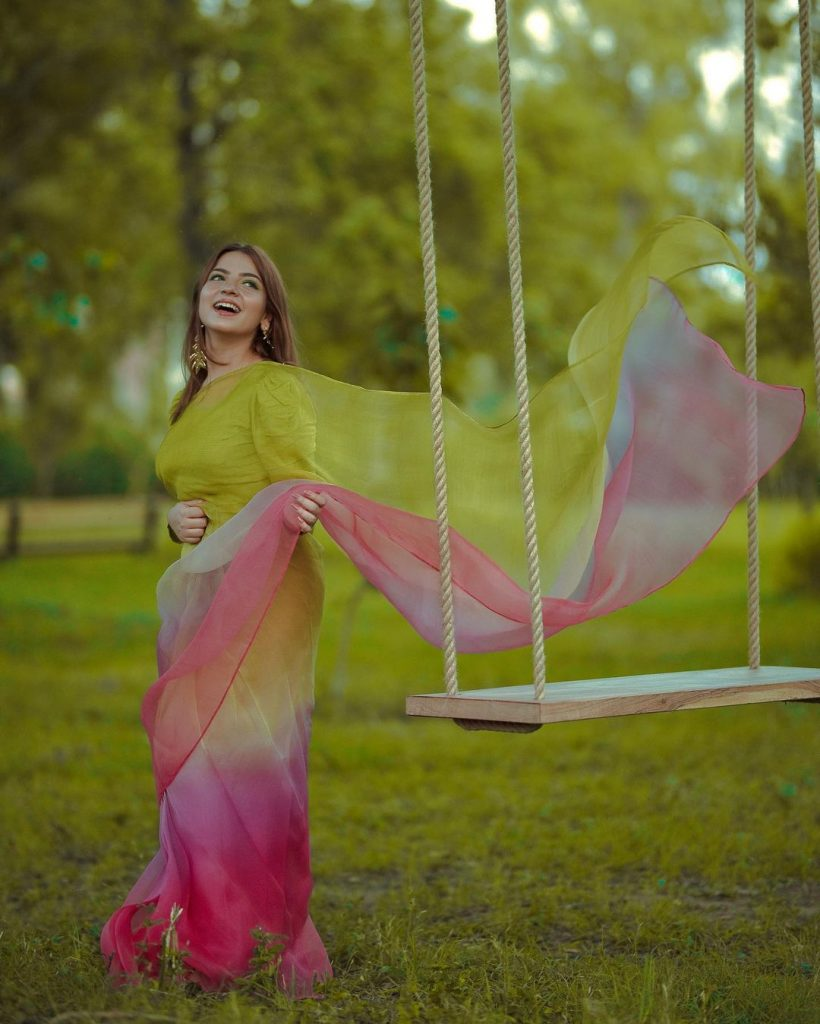 Spellbinding Eid Clicks Of Dananeer Mubeen