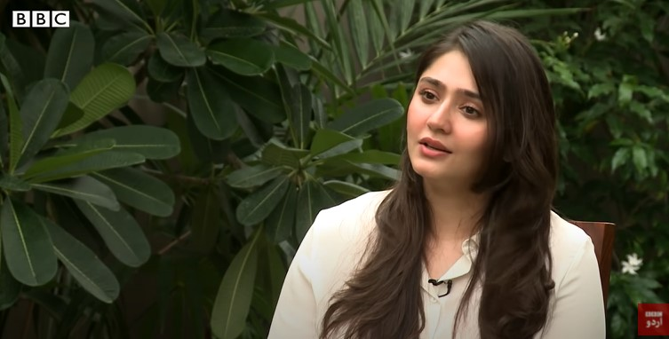 Dur-e-Fishan Saleem Talks About the Portrayal of Women On TV In Reference To Pardes