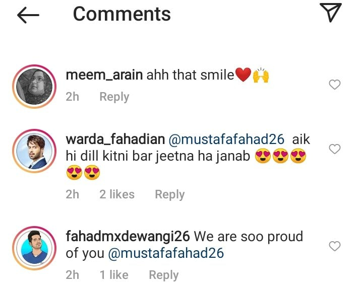 Fahad Mustafa Won Us Over With His Act Of Kindness