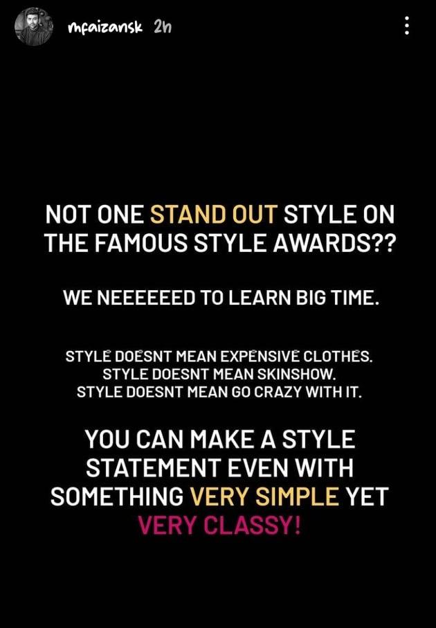 Bilal Qureshi And Faizan Sheikh School Celebrities Wearing Revealing Outfits At HSA