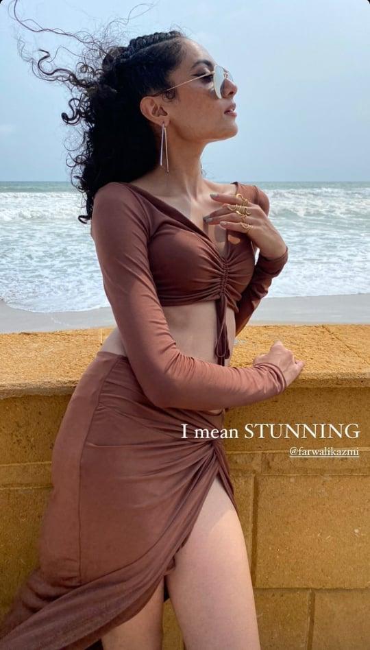 Fashion Model Farwa Ali Kazmi's Beachy Birthday Bash