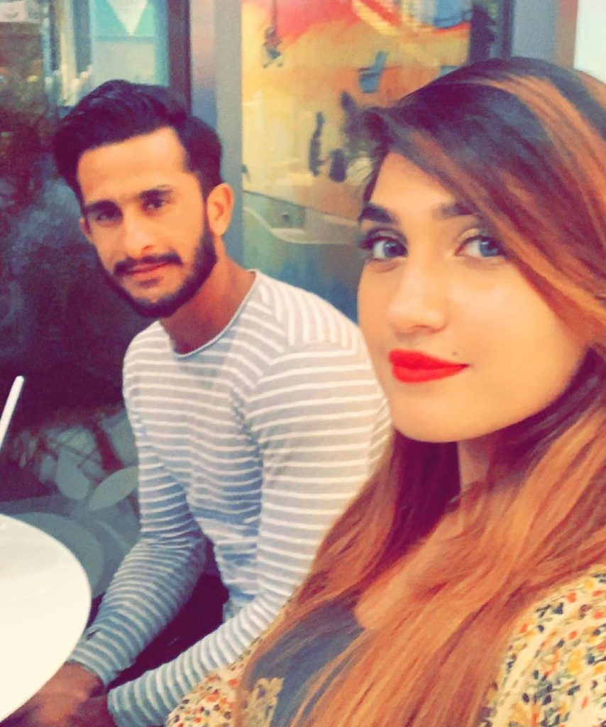 Hassan Ali's Wife Shared Adorable Wish And Pictures On His Birthday