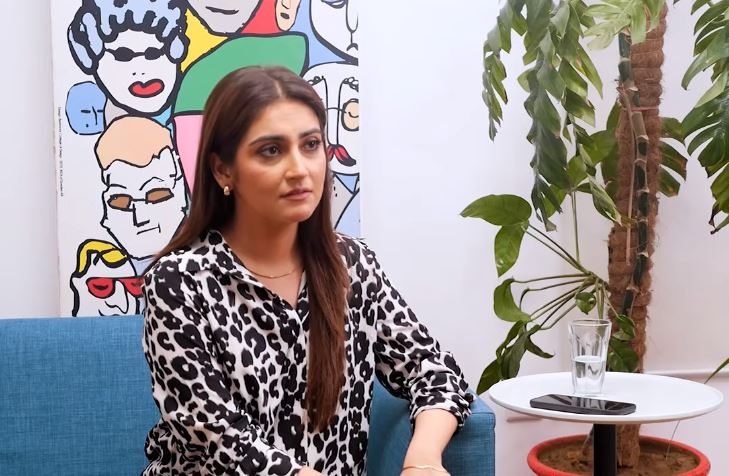 """Hiba Bukhari Opens Up About The Selection Of Wardrobe And Styling In """"Fitoor"""""""