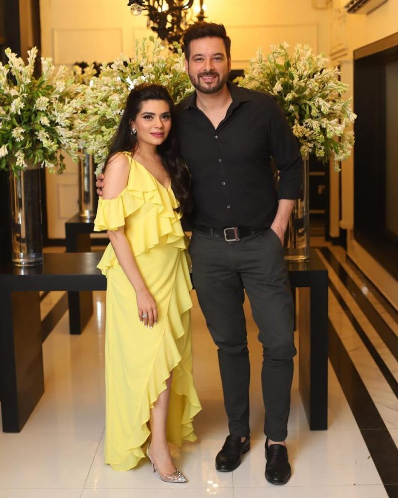 Inside HSY's Exclusive Summer Soiree