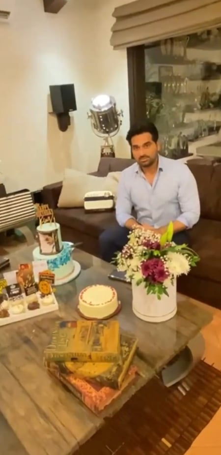 Humayun Saeed Thanked Fans For Remembering Him On His Birthday