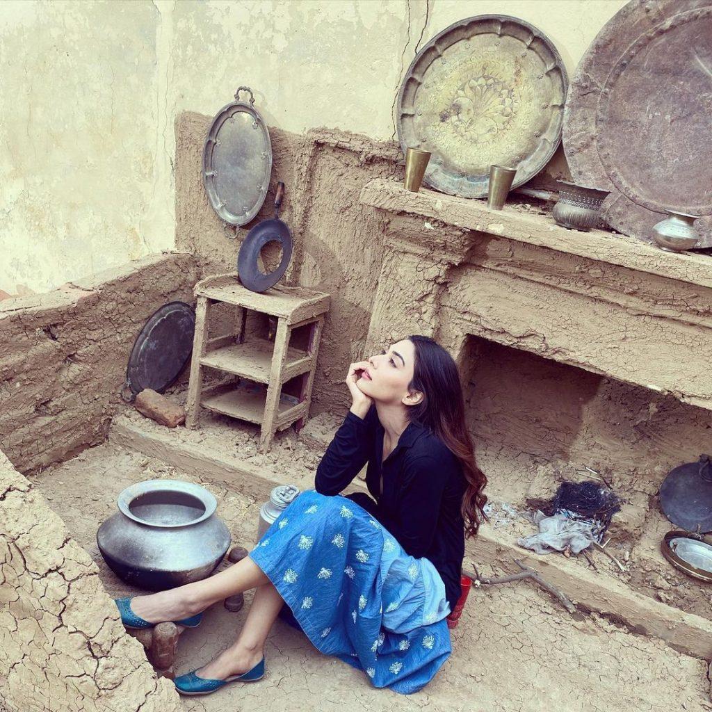 Eshal Fayyaz Acing Western Looks Like A Pro