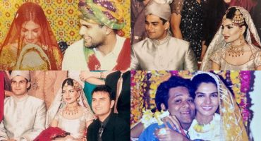 Iffat Omar Shared Beautiful Throwback Pictures From Her Wedding