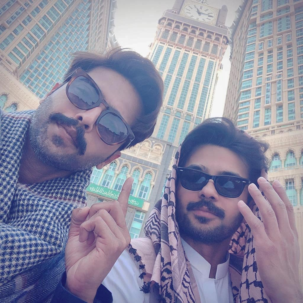 Fahad Sheikh Talks About His Relationship With Fahad Mustafa