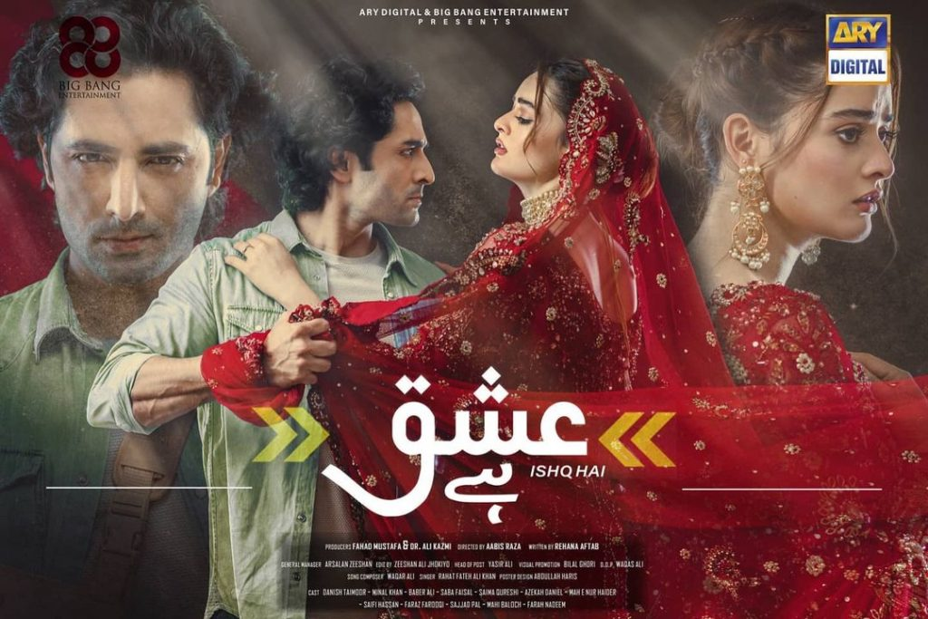 Public Criticised Ishq Hai on Projecting Forceful Marriage Proposal