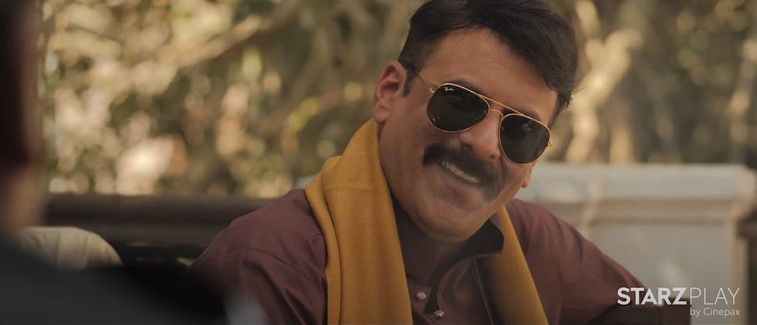 """""""Karachi Division"""" Spine-Chilling Trailer Is Out Now"""