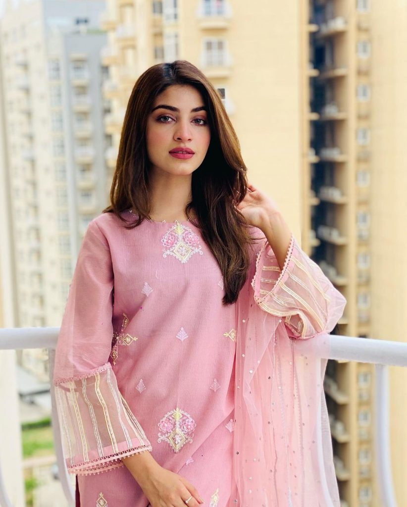 Kinza Hashmi Talked About The Time Her House Was Robbed
