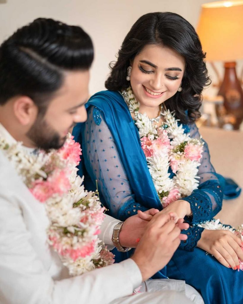Kompal Iqbal Shares Beautiful Throwback Video From Her Engagement Ceremony