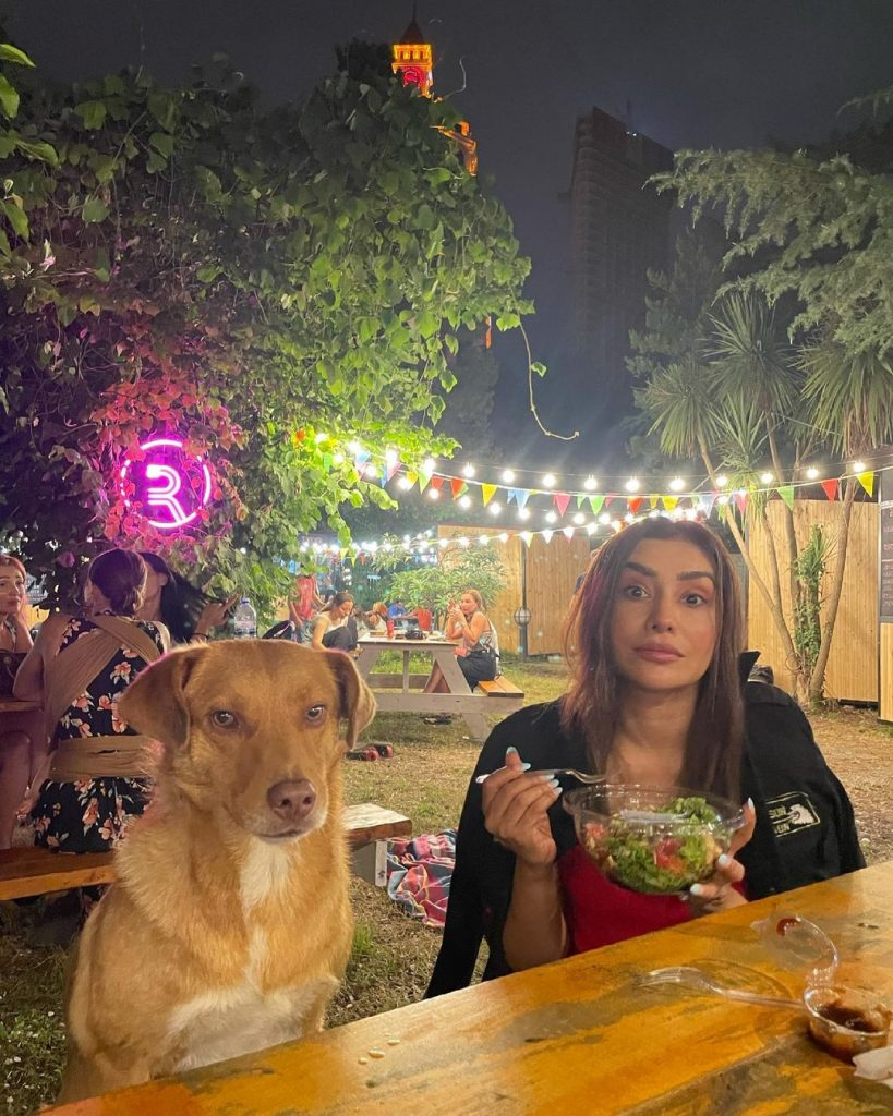 Maira Khan Pictures From Her Trip To Georgia