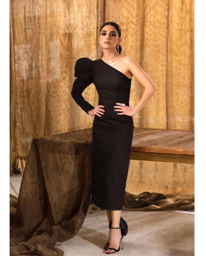 Maya Ali's Beautiful Portraits From Hum Style Awards