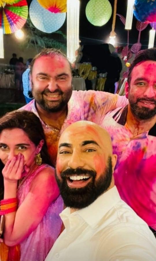 Netizens' Criticism On Maya Ali's Holi-Themed Birthday Party