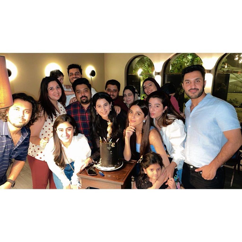 Inside Maya Ali's Success Party Celebrated With Her Close Friends
