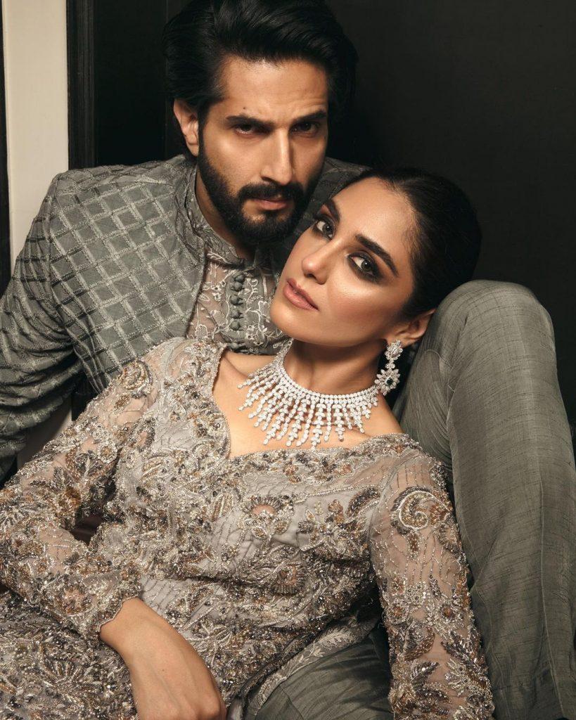 Maya Ali And Bilal Ashraf Pair Up For Khayaal By HSY
